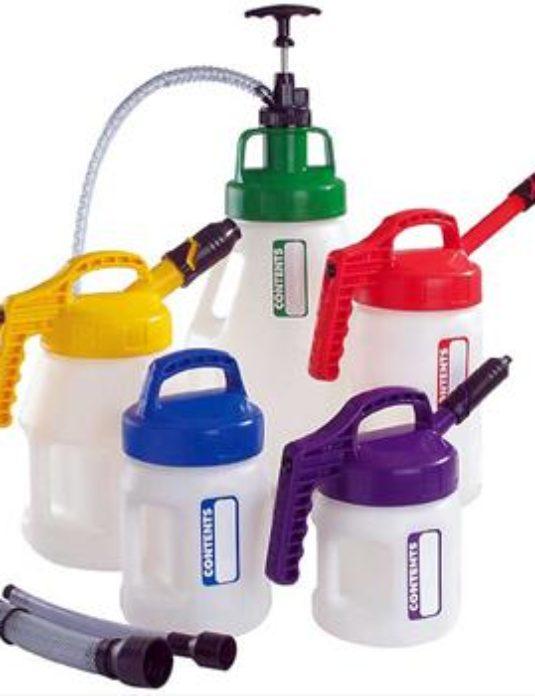 OilSafe - Oprema za rukovanje mazivima